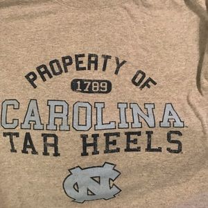 Men's XL - Property of Carolina Tar Heels Tee